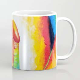 The Colorful Dick Coffee Mug
