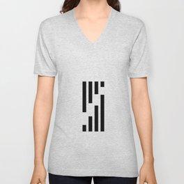 Coder Unisex V-Neck