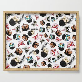 Pop Cats Serving Tray