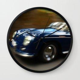 Porsche 356 Speedster Wall Clock
