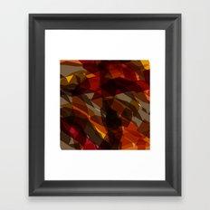 Earth Texture Background Framed Art Print