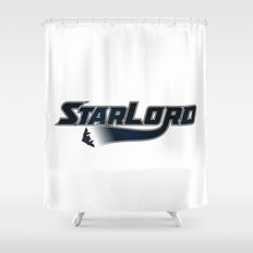StarLord Shower Curtain