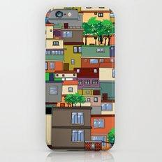 Favela, Rio de Janeiro iPhone 6s Slim Case
