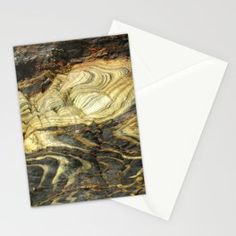 Artistic Natural Stonework Stationery Cards