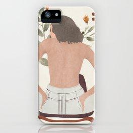 Female Beauty I iPhone Case