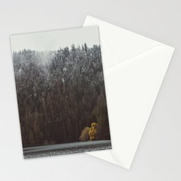 Two seasons Stationery Cards