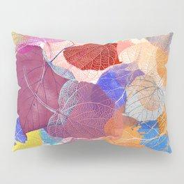 Leaf Mosaic 41 Pillow Sham