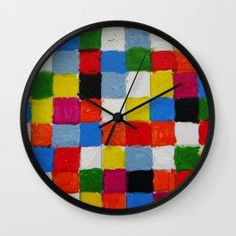 oreiller zébra Wall Clock
