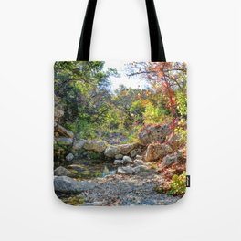 The Lost Maples Tote Bag
