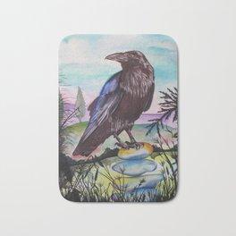 Crow Cairn Bath Mat