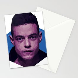 Rami Malek Stationery Cards
