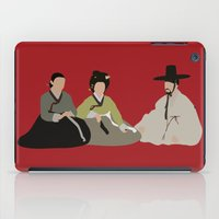 scandal iPad Cases featuring untold scandal by Live It Up