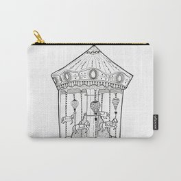 The Carousel - Circus fun #1 Carry-All Pouch