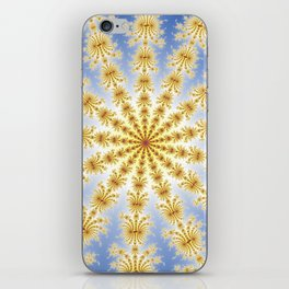Fractal Convergence iPhone Skin