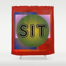 SIT 02. Shower Curtain