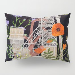 abandoned industry Pillow Sham