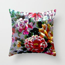 Stitched Up! Throw Pillow
