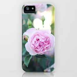 Magic Hour Roses iPhone Case