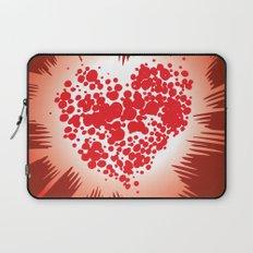 Energy Heart Laptop Sleeve