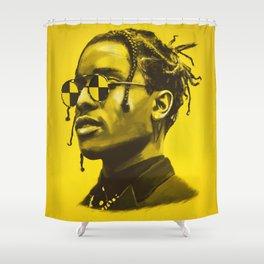 A$AP Rocky Shower Curtain