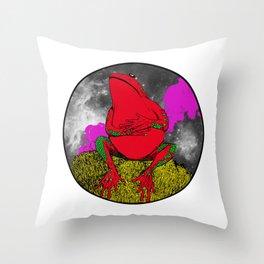 Lovesick Throw Pillow