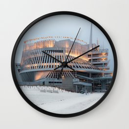Montréal in November (1 of 11) Wall Clock