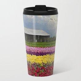 Flower Art - Hope Is by Jordan Blackstone Travel Mug