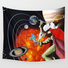 Magic of life #collage Wall Tapestry