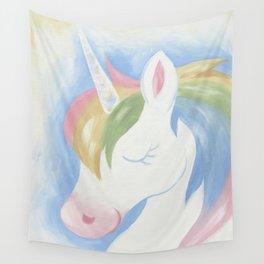 Pastel Princess Wall Tapestry