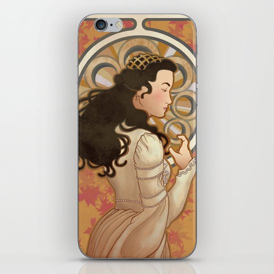 Loved by the Sun Nouveau iPhone & iPod Skin