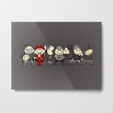 Red Dwarf Metal Print