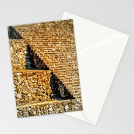 PATTERNS OF HISTORY Stationery Cards