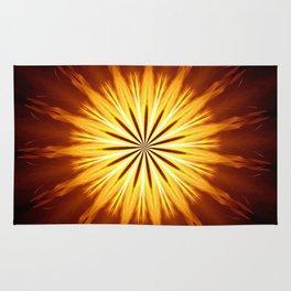 Solar Flare Rug