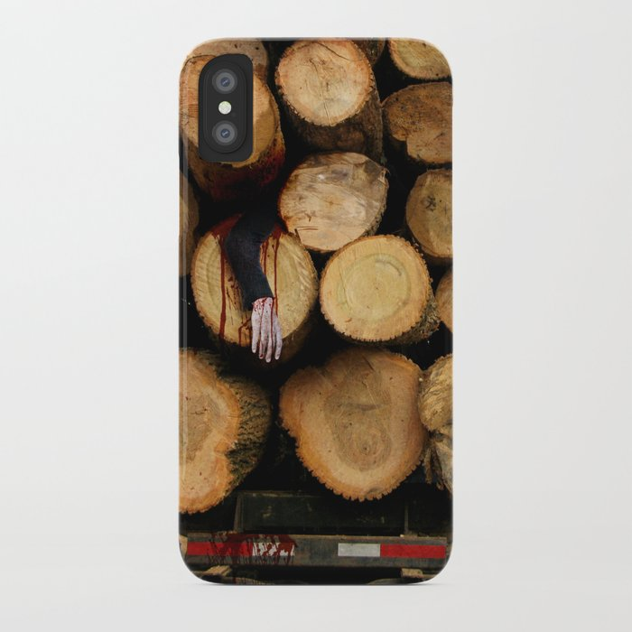 3's A Crowd iPhone Case