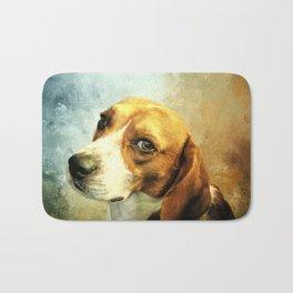 Regal Beagle Bath Mat