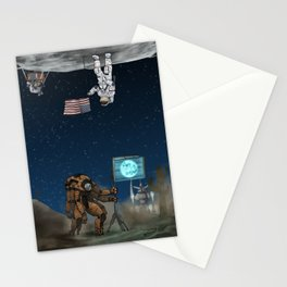 Parallel Achievements Stationery Cards