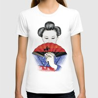 western T-shirts featuring Western Innocence by Yuri Lobo