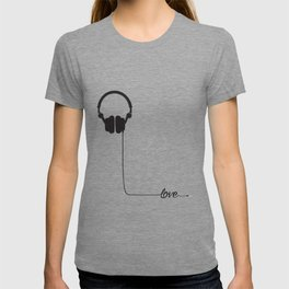 For the love of music 2.0 T-shirt