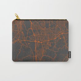 Louisville map 2 Carry-All Pouch