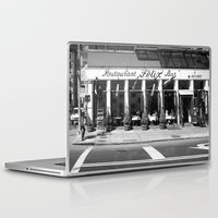 broadway Laptop & iPad Skins featuring Broadway by Jon Cain