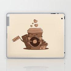 Caffeinated Love Laptop & iPad Skin