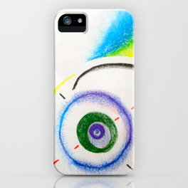 Dynamic Orbit iPhone Case