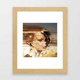 Albiac Brush Framed Art Print