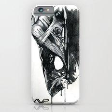 Alien Head Side iPhone 6s Slim Case