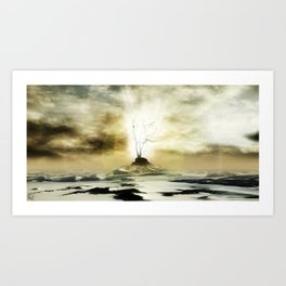 Rapture Art Print