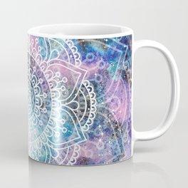 Mandala Dream | Watercolor Galaxy Painting Coffee Mug