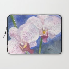 Orchid Gaze Laptop Sleeve