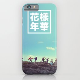 BTS + RUN iPhone Case