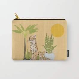 My Urban Jungle Pet Tigers Carry-All Pouch
