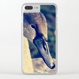 the youngster Clear iPhone Case